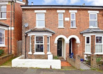 Thumbnail 4 bed semi-detached house for sale in Preston Road, Tonbridge, Kent