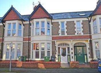 Thumbnail 4 bed terraced house to rent in Pen-Y-Bryn Road, Heath/Gabalfa, Cardiff
