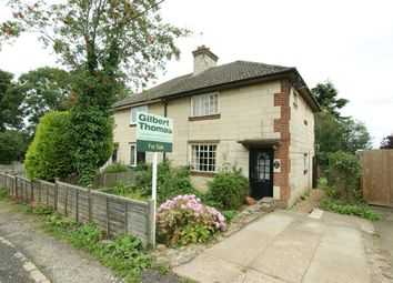 Thumbnail 3 bed semi-detached house for sale in Wheatley Avenue, Uppingham, Oakham