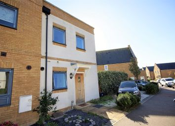 Thumbnail 2 bed end terrace house for sale in Gunners Rise, Shoeburyness, Shoeburyness Garrison