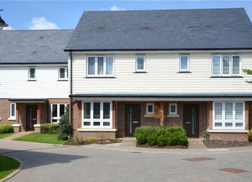 Thumbnail 3 bedroom terraced house for sale in Kingfishers, Fleet, Hampshire