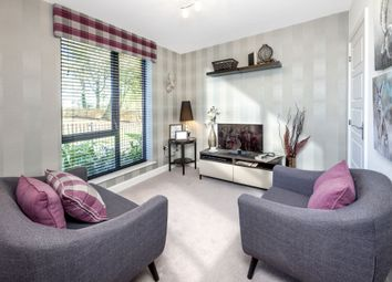 "Thumbnail 3 bed semi-detached house for sale in ""Fleming I"" at The Green, Upper Lodge Way, Coulsdon"