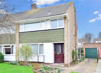 3 bed semi-detached house for sale in Chestfield Close, Rainham, Gillingham, Kent ME8