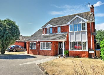 5 bed detached house for sale in St. Clare Court, Hopton On Sea NR31