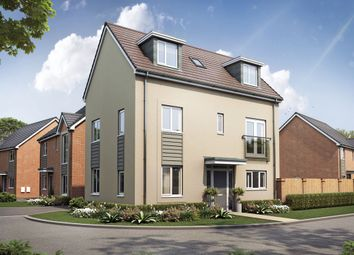 Thumbnail 4 bed detached house for sale in Plot 106, The Paris, Egstow Park, Off Derby Road, Clay Cross, Chesterfield