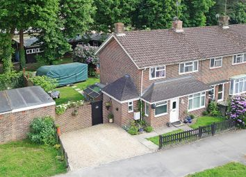 Thumbnail 3 bed semi-detached house for sale in Warren Drive, Ifield, Crawley