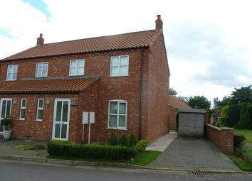 Thumbnail 2 bed semi-detached house to rent in North Road, Tetford, Horncastle