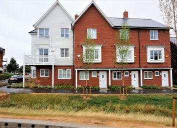 Thumbnail 4 bed town house for sale in Portland Road, High Wycombe