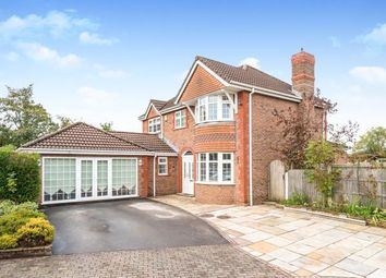 Thumbnail 4 bed detached house for sale in Telford Close, Widnes, Cheshire
