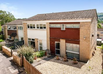 Thumbnail Terraced house for sale in Hill View Road, Larkhall, Bath