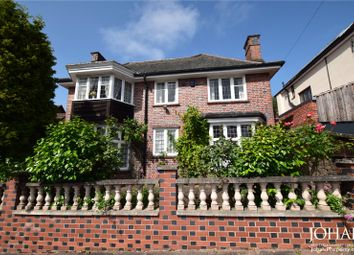 Thumbnail 5 bed detached house for sale in Wynfield Road, Leicester