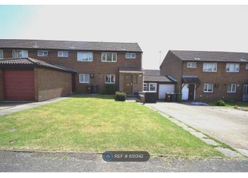 Thumbnail 3 bed end terrace house to rent in Aycliffe Road, Borehamwood