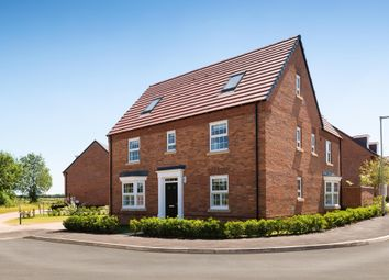 "Thumbnail 5 bed detached house for sale in ""Moorecroft"" at Station Road, Langford, Biggleswade"