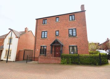 Thumbnail 5 bed detached house for sale in Well Croft, Lawley Village, Telford