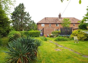Thumbnail 3 bed semi-detached house to rent in Catways, Hursley, Winchester