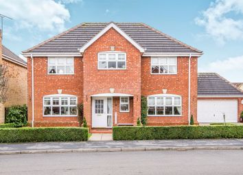 Thumbnail 4 bed detached house for sale in Roe Croft Close, Sprotbrough, Doncaster
