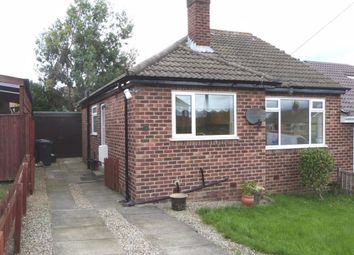 Thumbnail 2 bed bungalow to rent in Bachelor Road, Harrogate