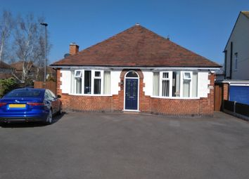 Thumbnail 2 bed detached bungalow for sale in Weston Park Avenue, Shelton Lock, Derby