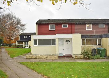 Thumbnail 3 bed end terrace house to rent in Hyde Close, Southampton