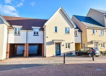 Thumbnail 3 bed link-detached house for sale in Corunna Drive, Colchester, Essex