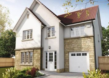 """Thumbnail 5 bed detached house for sale in """"The Crichton"""" at Viewbank Avenue, Bonnyrigg"""