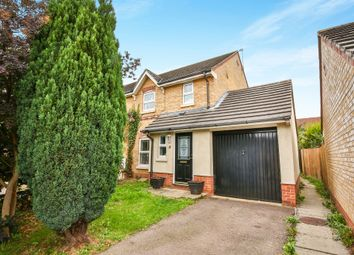 Thumbnail 3 bed detached house for sale in Dalbier Close, Thorpe St. Andrew, Norwich