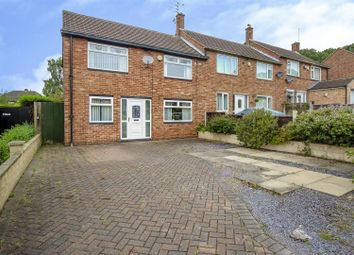 Thumbnail 3 bedroom town house for sale in Longden Close, Bramcote, Nottingham
