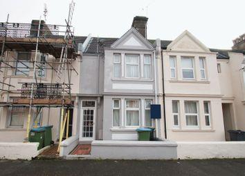 Thumbnail 3 bed terraced house for sale in Argyle Road, Bognor Regis