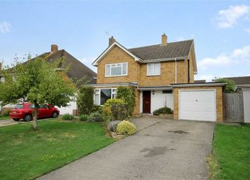 Thumbnail 3 bed detached house to rent in Noredown Way, Royal Wootton Bassett, Wiltshire