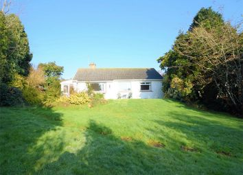 Thumbnail 3 bed detached bungalow for sale in Kelley Road, Falmouth