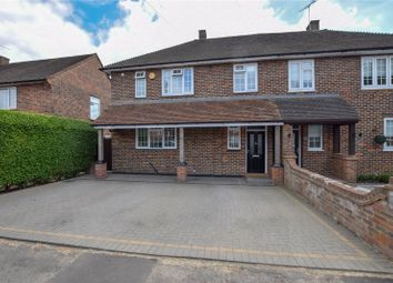 Thumbnail 3 bed semi-detached house for sale in Hayling Road, Watford, Hertfordshire