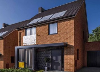 Thumbnail 4 bedroom link-detached house for sale in Marksbury Road, Bristol
