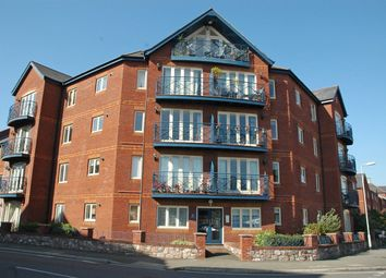 Thumbnail 2 bed flat to rent in Haven Road, Exeter, Devon