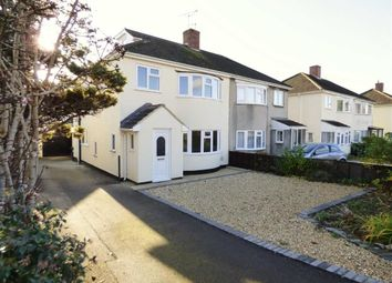 Thumbnail 4 bed semi-detached house for sale in Milton Road, Weston-Super-Mare
