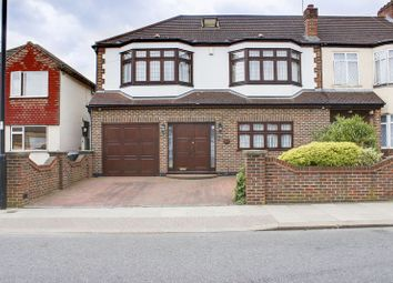 Thumbnail 4 bedroom end terrace house for sale in Carterhatch Road, Enfield