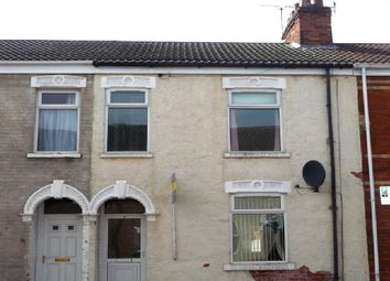 Thumbnail 3 bed terraced house to rent in Ruskin Street, Hull