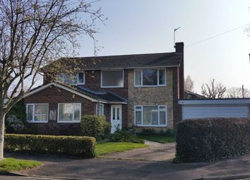 Thumbnail 4 bed detached house for sale in Christopher Way, Emsworth
