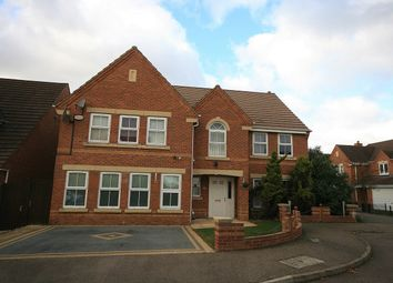 Thumbnail 5 bed detached house to rent in Villa Way, Wootton, Northampton