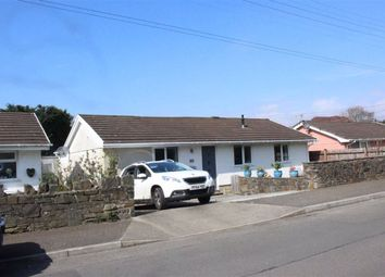 Thumbnail 3 bedroom detached bungalow for sale in Pencaerfenni Lane, Crofty, Swansea