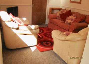 Thumbnail 6 bed terraced house to rent in Vivian Road, Sketty, Swansea