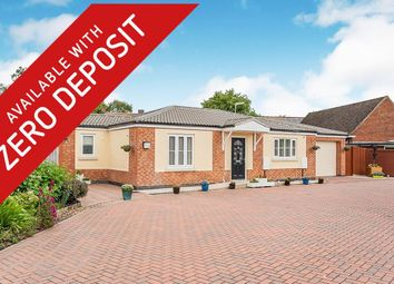 Thumbnail 2 bed bungalow to rent in Jamerstone Close, Thorney, Peterborough