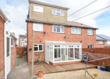 Thumbnail 3 bed semi-detached house to rent in Pound Road, Bristol