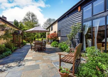 Thumbnail 4 bed barn conversion for sale in Forncett St. Peter, Norwich, Norfolk