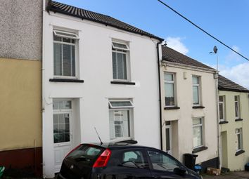 Thumbnail 2 bed terraced house for sale in Regent Street, Dowlais, Merthyr Tydfil