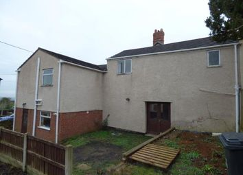 Thumbnail 5 bedroom semi-detached house for sale in Garden Terrace, Bottom Road, Summerhill, Wrexham