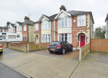 Thumbnail 3 bedroom semi-detached house to rent in Elmhurst Drive, Ipswich