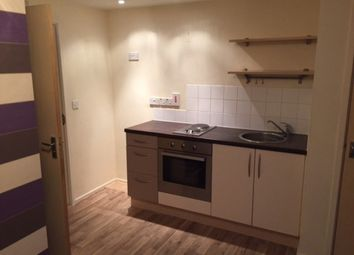 Thumbnail 1 bed flat to rent in 28 Cresswell Road, Hanley