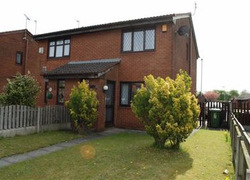Thumbnail 2 bed semi-detached house to rent in Marigold Terrace, Middleton, Lancs