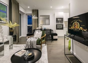 Thumbnail 2 bed flat for sale in Xy Apartments, York Way, Kings Cross, London