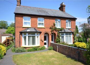 Thumbnail 3 bed semi-detached house for sale in Aldershot Road, Church Crookham, Fleet
